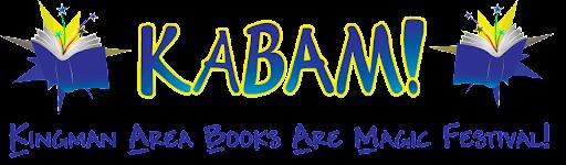 KABAM! - Kingman Area Books Are Magic Festival