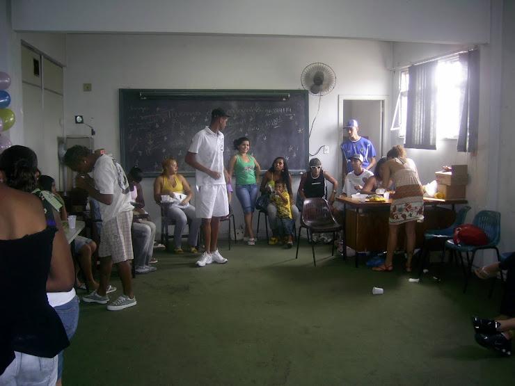 Turmas de 2009 adultos e jovens