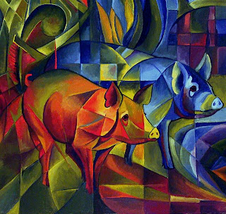 fauvism cubism and german expressionism essay Start studying fauvism, cubism, and german expressionism test learn vocabulary, terms, and more with flashcards, games, and other study tools.