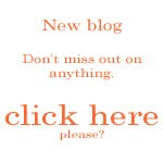 MY NEW BLOG