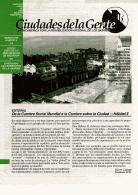 Boletín Nº 2 Ciudades de la Gente