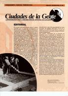 Boletín Nº 19 Ciudades de la Gente
