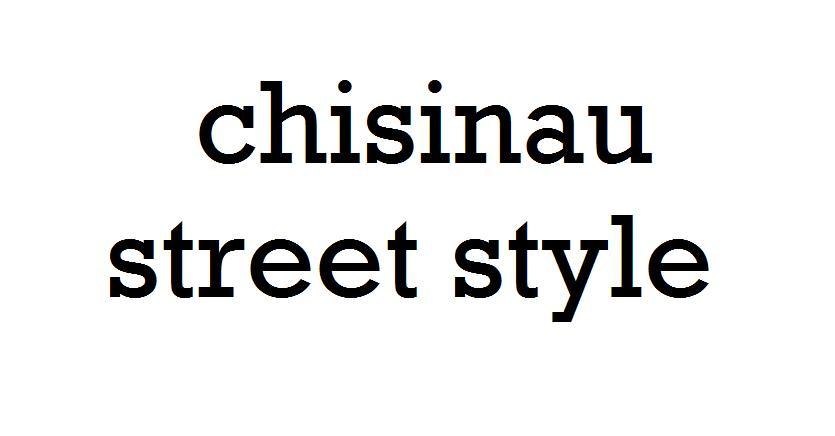 Chisinau street style