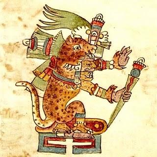 Guerreros que realmente existieron  en la Civilización Azteca Caballero+tigre