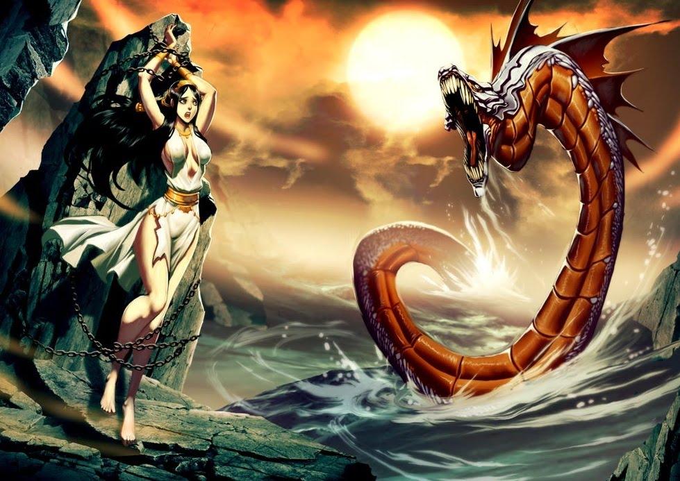 Zeus y el kraken