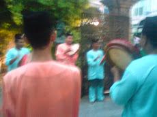 Sambutan Pelancong-pelancong di Muzium Penranakan Penang
