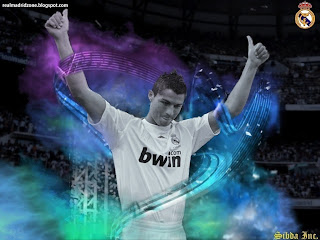 Cristiano Ronaldo Real Madrid Wallpapers