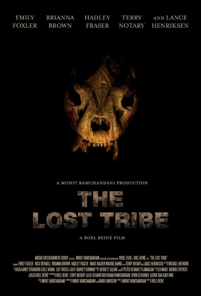 The Lost Tribe movie