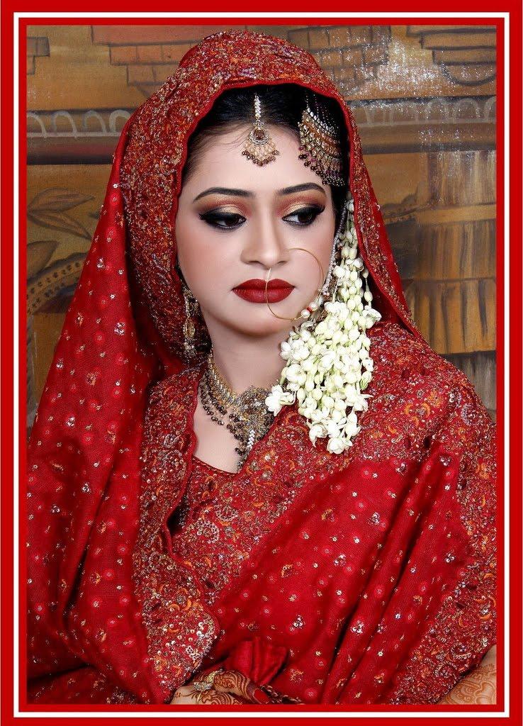 Bridal Makeup Ki Photo : Beautiful Desi Girls Collection, Indian Beauty, Cute Girls ...