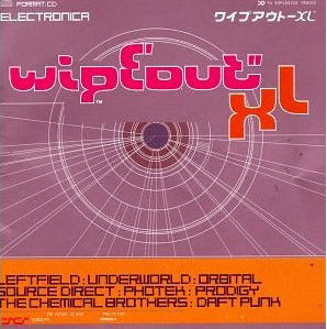 Wipeout 3 Soundtrack