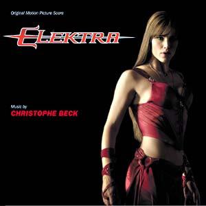 Elektra (2005) - Soundtrack