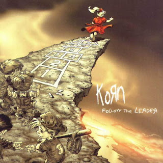 Liz did not own Korns Follow the Leader released on Epic in 1998
