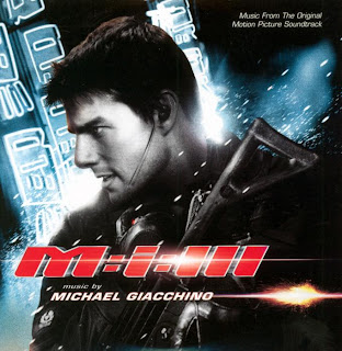 Mission Impossible 3 - Soundtrack [Score]
