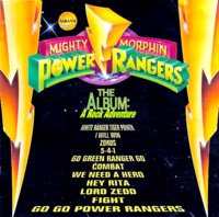 Soundtracks - Mighty Morphin Power Rangers