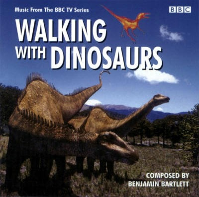 Walking With Dinosaurs soundtrack from , composed by Paul Leonard-Morgan. Released by Metropolis Movie Music in containing music from Walking with Dinosaurs 3D ().