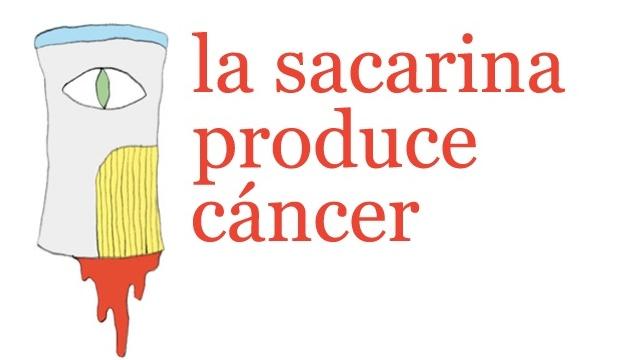 la sacarina produce cáncer