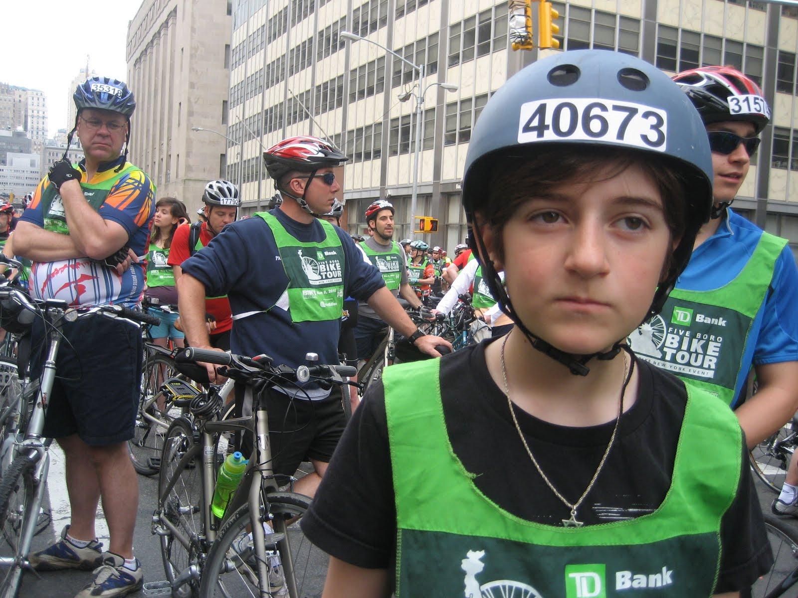Borough Bike Tour End Time