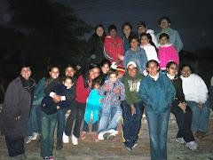 Nueva delegación y grupo de baile folklórico en el barrio Montaña