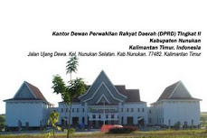 Kantor DPRD Kabupaten Nunukan