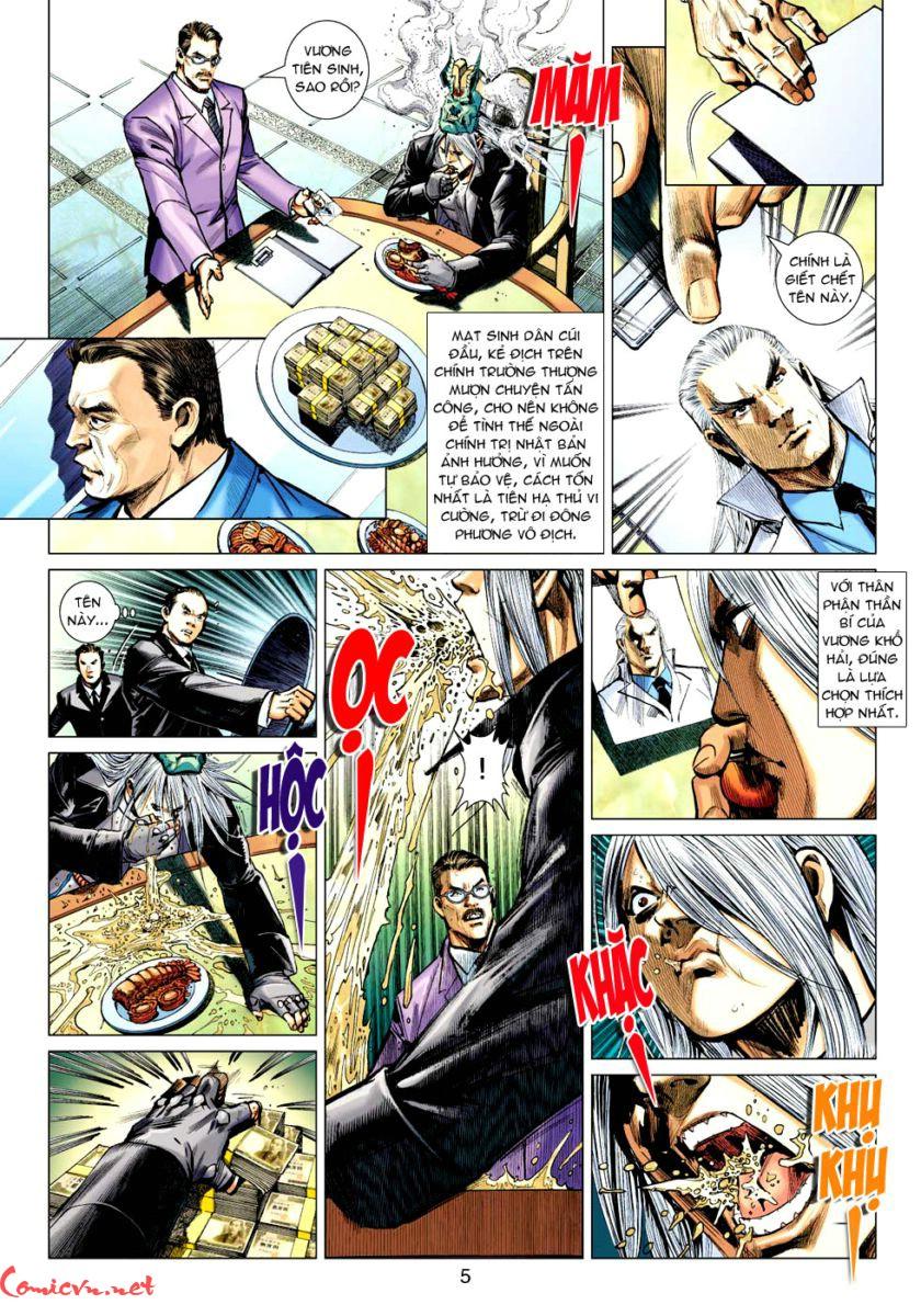 Vương Phong Lôi 1 chap 59 - Trang 5