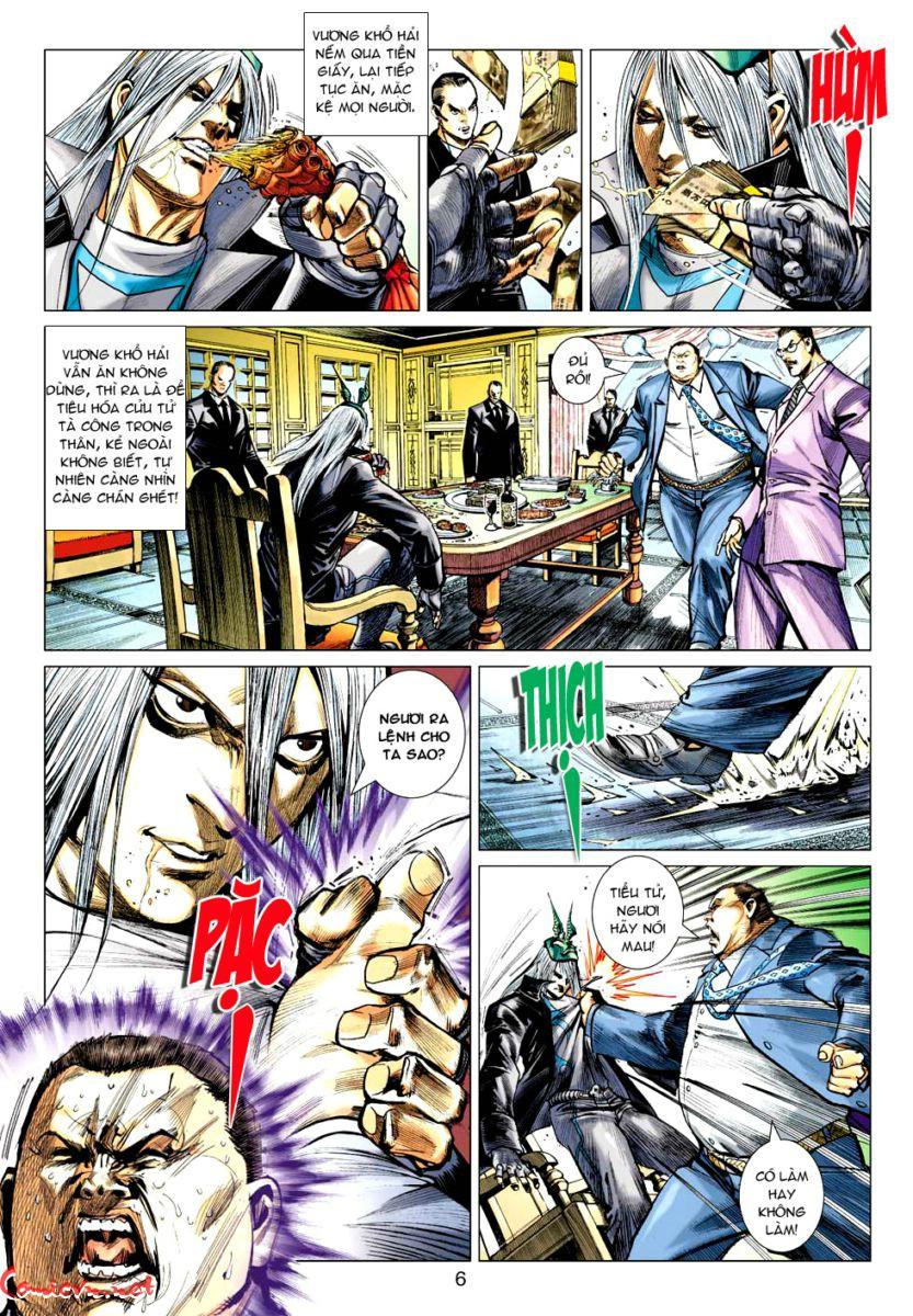 Vương Phong Lôi 1 chap 59 - Trang 6