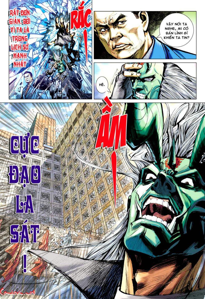 Vương Phong Lôi 1 chap 59 - Trang 9