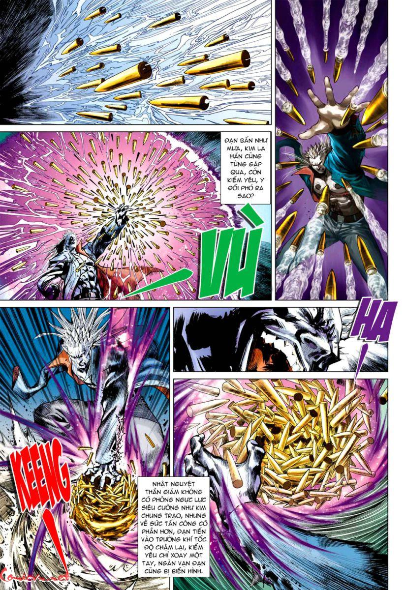 Vương Phong Lôi 1 chap 59 - Trang 14