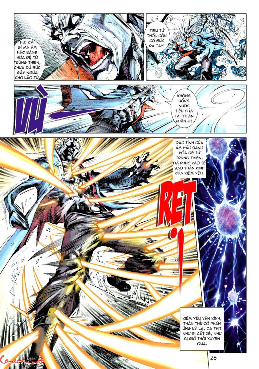 Vương Phong Lôi 1 chap 59 - Trang 27