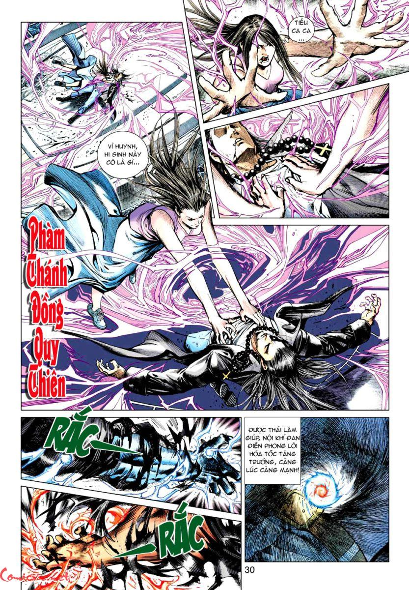 Vương Phong Lôi 1 chap 59 - Trang 29