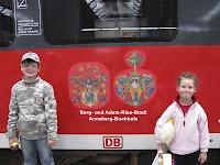 Ein würdiger Name für diese Triebwagen der Erzgebirgsbahn