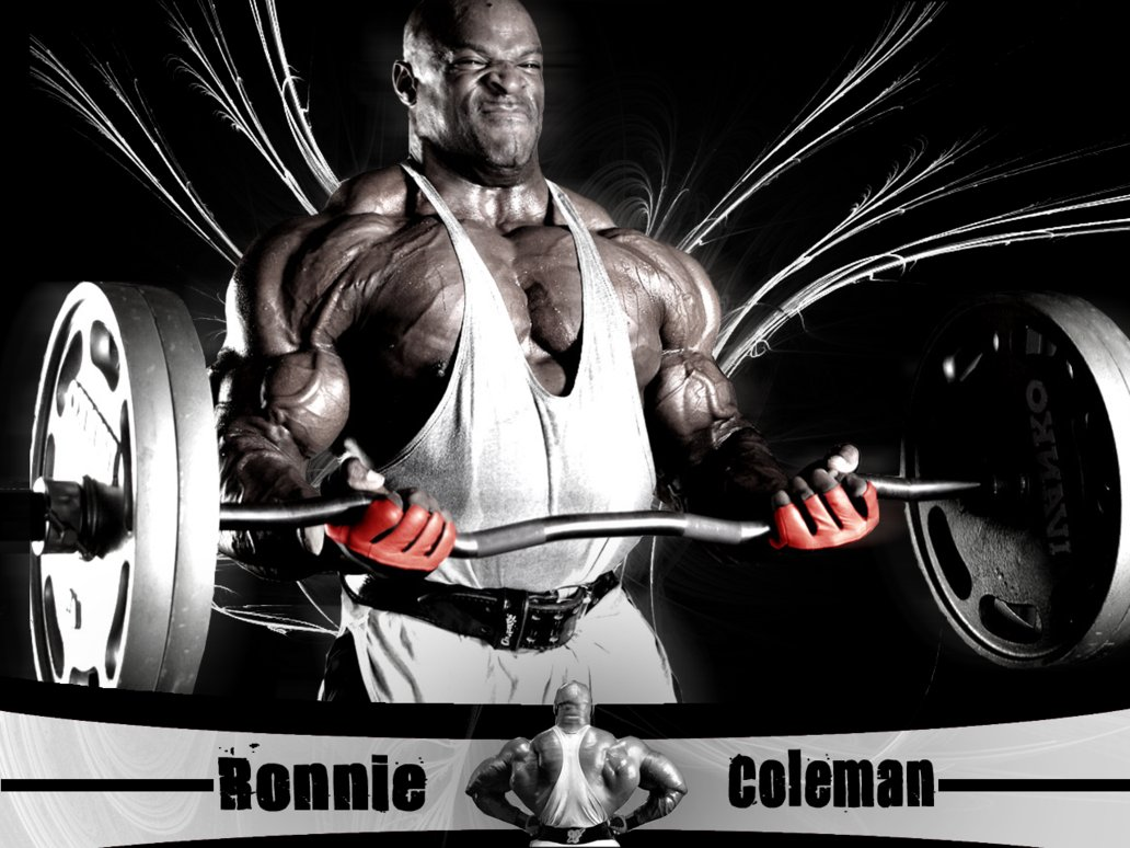 Ronnie Coleman Wallpaper By Chicagosportsown D329aau