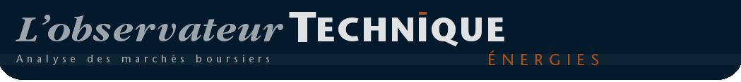 Énergies - L'Observateur Technique, analyse des marchés boursiers