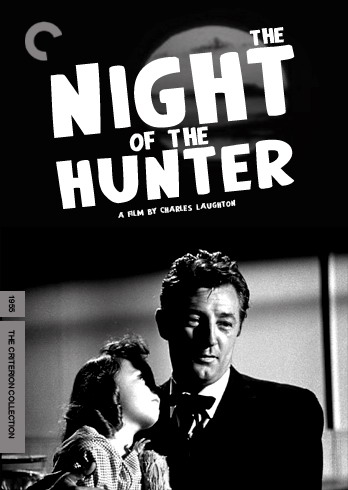 Image result for the night of the hunter poster