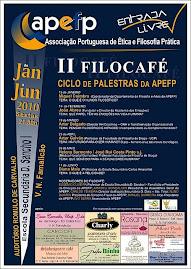 II FILOCAFÉ - CICLO DE PALESTRAS 2010 DA APEFP EM FAMALICÃO