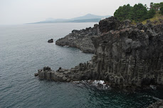 Jeju-do Cliffs