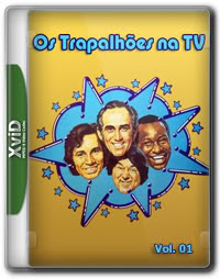 os trapalhoes 01 Download O melhor Dos Trapalhões Na Tv:Vol 1   Dvd rip xvid Baixar Grátis