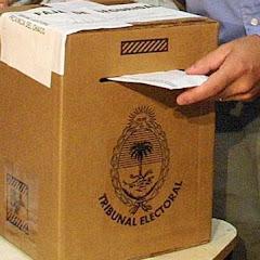 Resultados oficiales de las elecciones