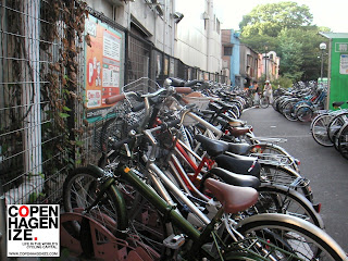 Tokyo Bicycle Culture