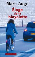 Eloge de la bicyclette de Marc Augé
