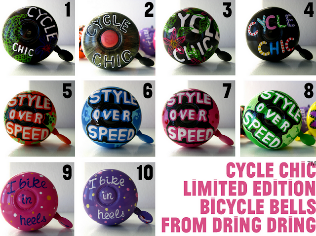 Cycle Chic Limited Edition Bells
