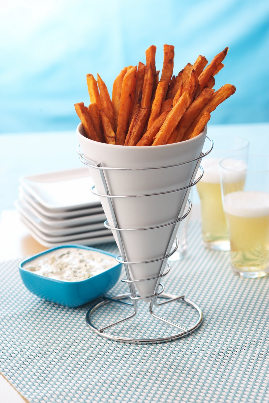 Crispy Baked Sweet Potato Fries | North Carolina Sweet ...