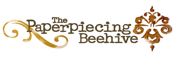 The Paper Piecing Beehive