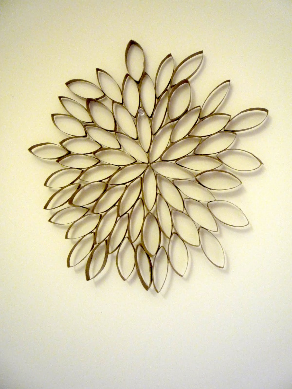 Famous Paper Roll Wall Art Ideas - The Wall Art Decorations ...