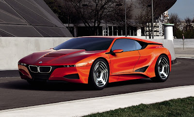 Cars, Concept cars 2011, Bmw m1 homage concept car