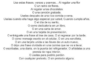 Amor Frases enamorar