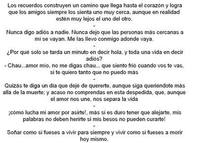 Frases cortas de amor - Literato.es