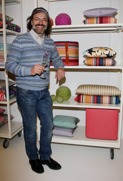Missoni Home Fabrics. Of the three, Luca Missoni is