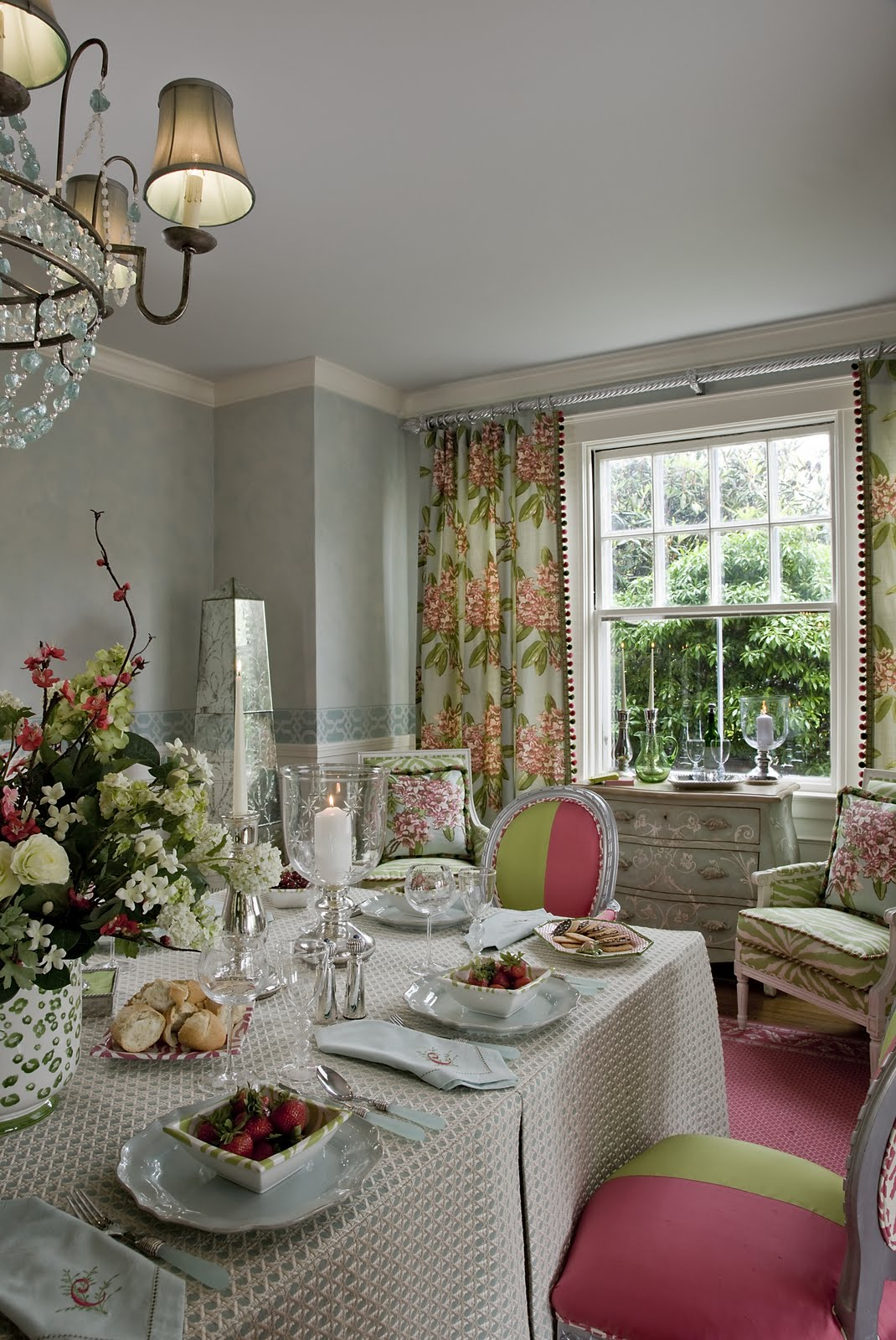 Kate Dickerson Design Portfolio Dining Rooms