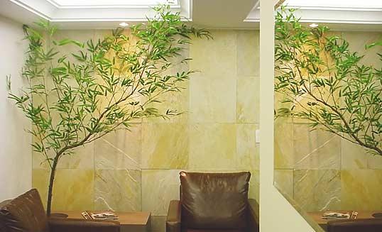 Meu cantinho projetos paisagens jardim residencial - Como se planta el bambu ...