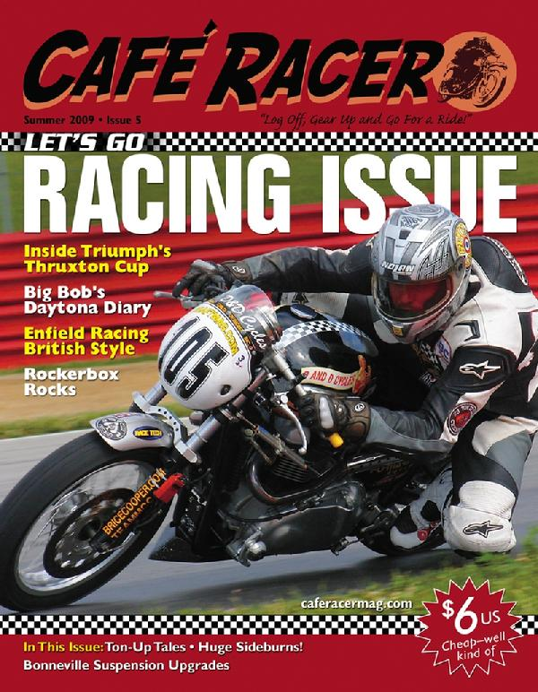 cafe racer magazine rusty knuckles motors and music for true grit characters rock n 39 roll. Black Bedroom Furniture Sets. Home Design Ideas
